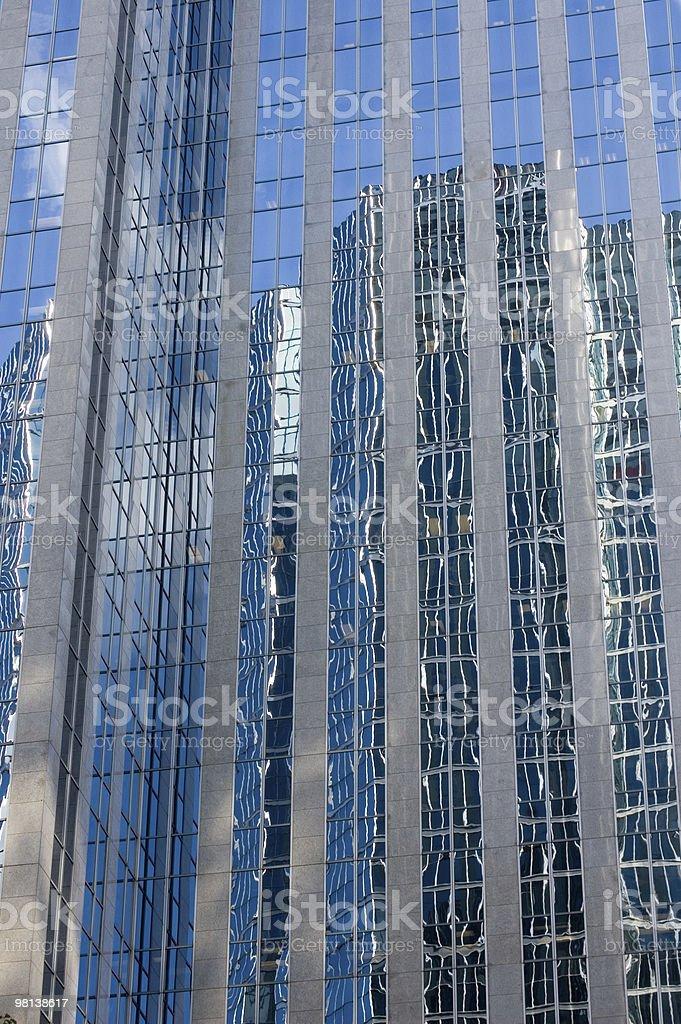 Sfondo astratto edificio foto stock royalty-free