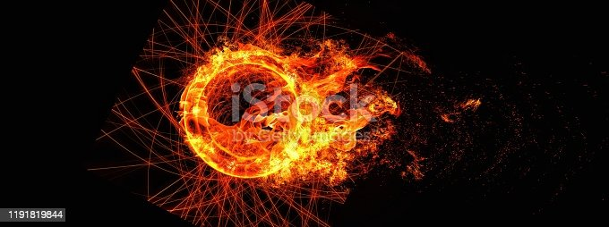 1191600199 istock photo Abstract bullet 1191819844