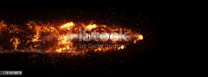 1191600199 istock photo Abstract bullet 1191819979