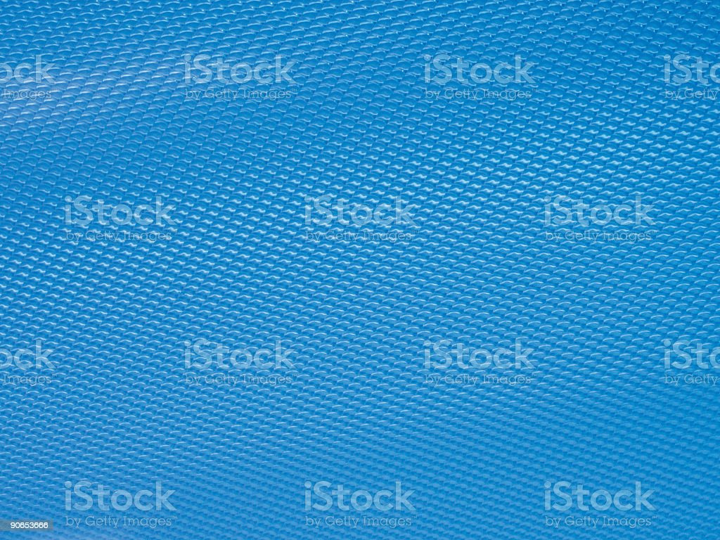 Abstract Bumpy Blue Background royalty-free stock photo