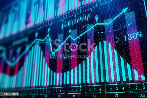 istock Abstract business background 926667324