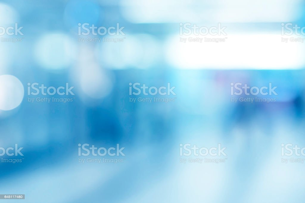 Abstract business building light background stock photo
