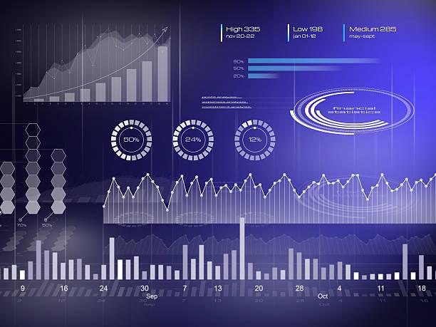 abstract business evolution chart - diagramma a colonne foto e immagini stock