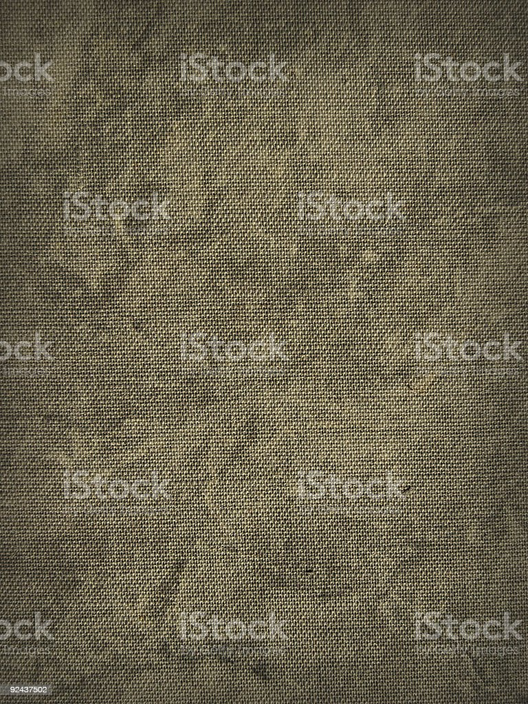 Abstract canvas grunge pattern royalty-free stock photo