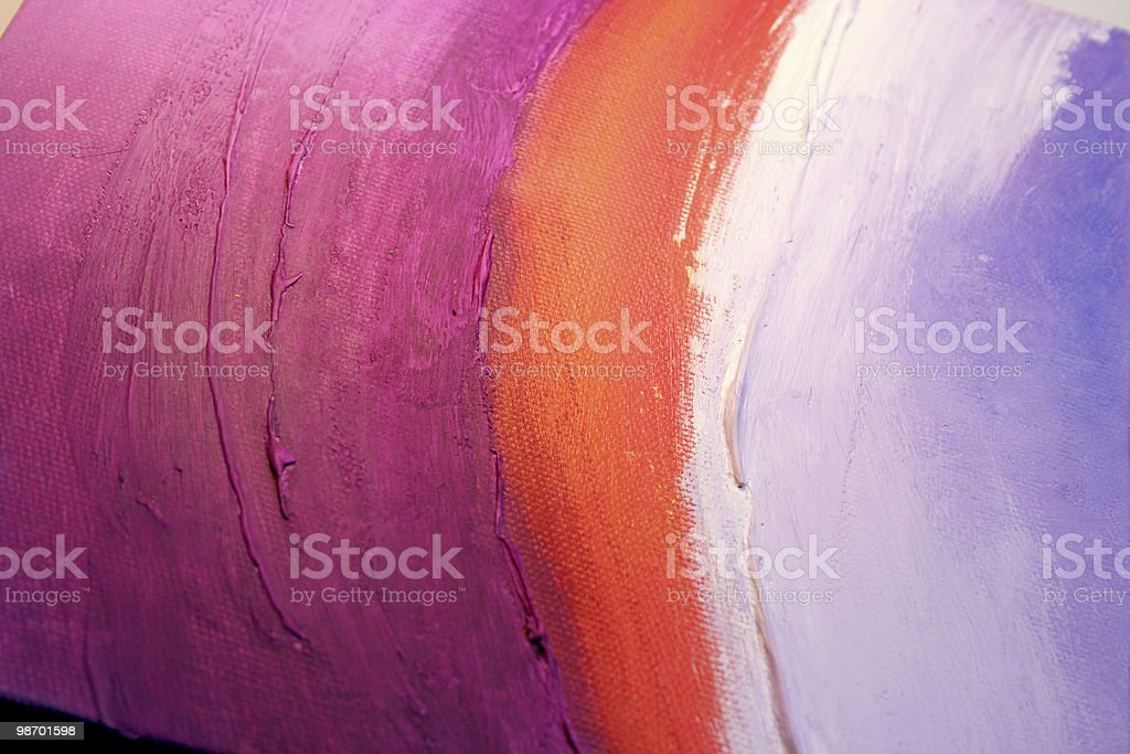 Abstract Canvas royalty-free stock photo