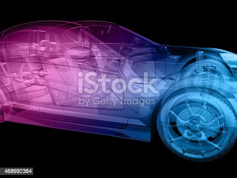istock abstract car 468992384