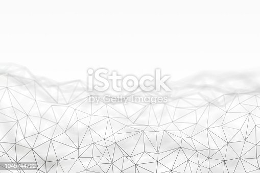 istock Abstract chaotic background 1045744722