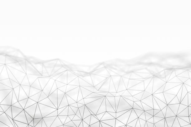 Abstrakte chaotischen Hintergrund – Foto