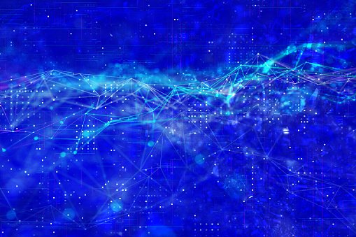 1133941870 istock photo Abstract chaotic background 1133939414