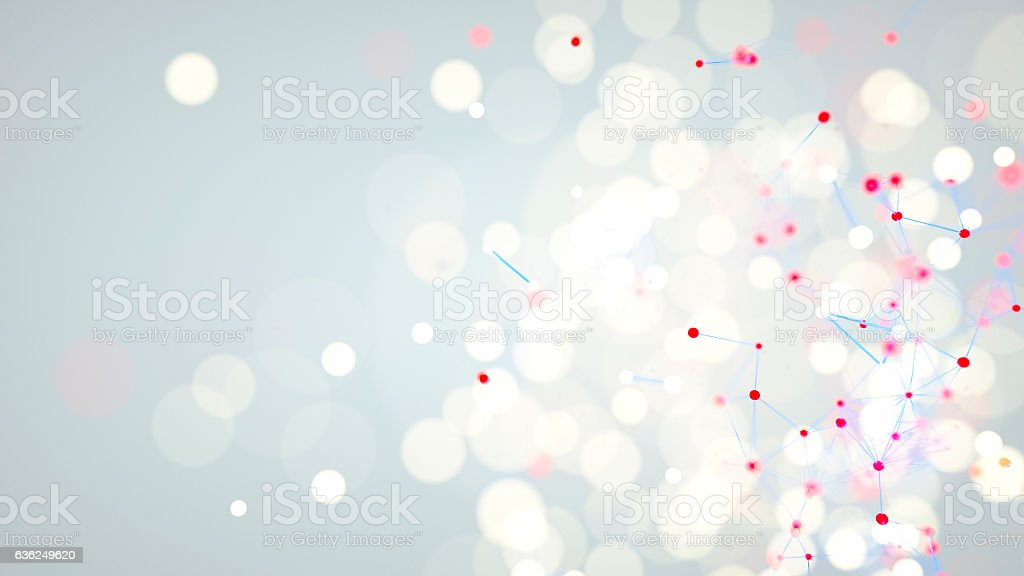 Abstract chaotic background foto de stock libre de derechos