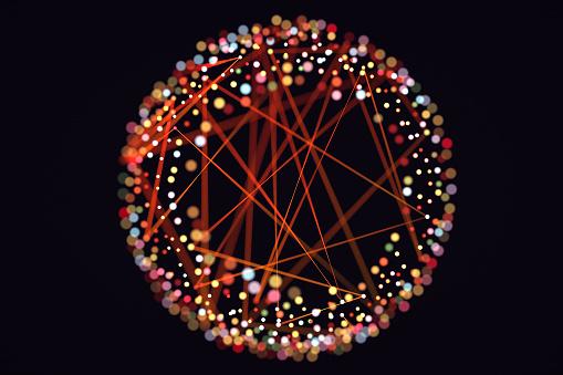 Abstract Chaotic Background - zdjęcia stockowe i więcej obrazów Abstrakcja