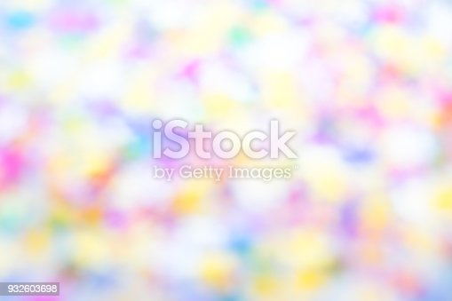 istock Abstract chaotic background 932603698