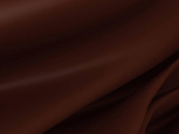 abstracte chocolade achtergrond - bruin stockfoto's en -beelden