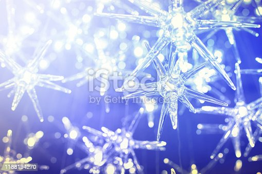 1047386704istockphoto Abstract Christmas lights 1188194270