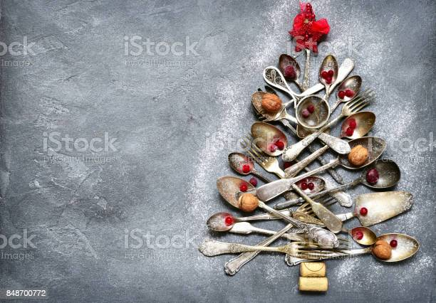 Abstract christmas tree made from cutlery picture id848700772?b=1&k=6&m=848700772&s=612x612&h=relbtmku w7ujkz tfikxpcxns3 z xgypou3qn5d8i=