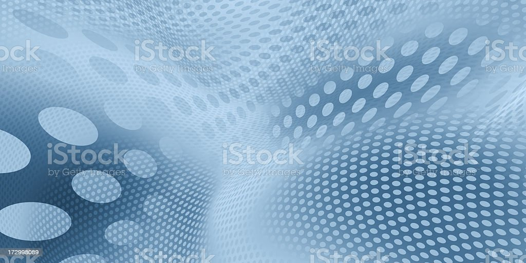 Abstract circles in shades of grey stock photo
