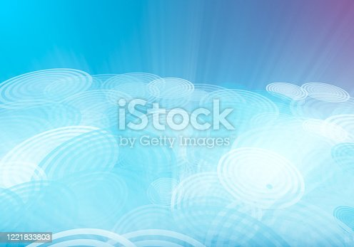 901409540 istock photo Abstract Circles Pattern Texture 1221833803