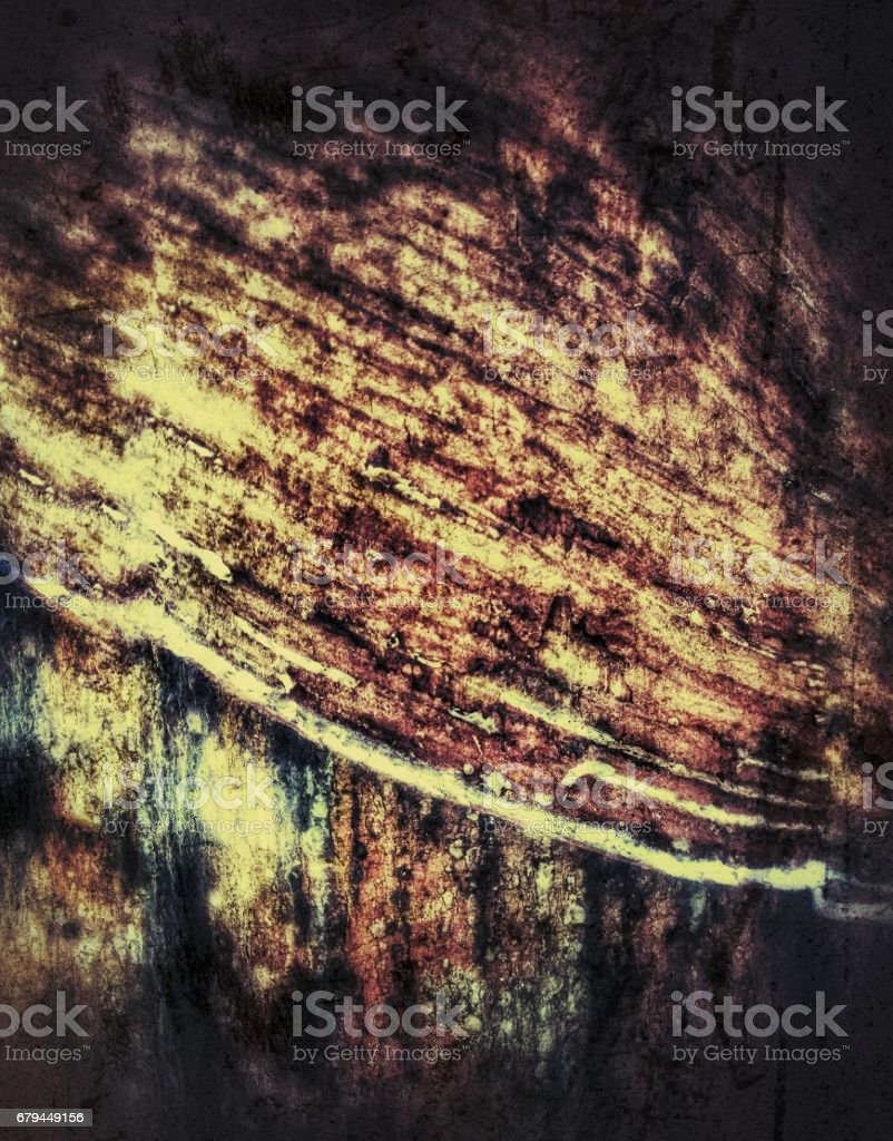 Abstract close up crack rustic wooden royalty-free stock photo