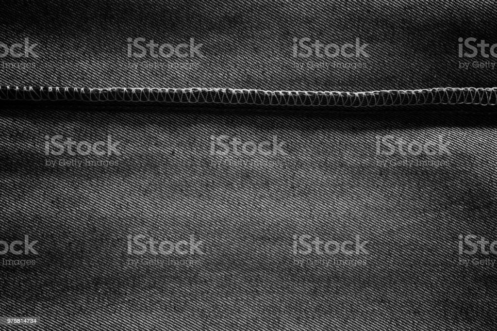 Abstrakt Nahaufnahme Jeans für Textur Hintergrund. - Lizenzfrei Dekoration Stock-Foto