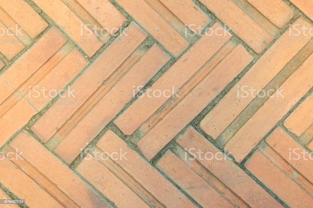 Abstract close-up brick wall background royalty-free stock photo