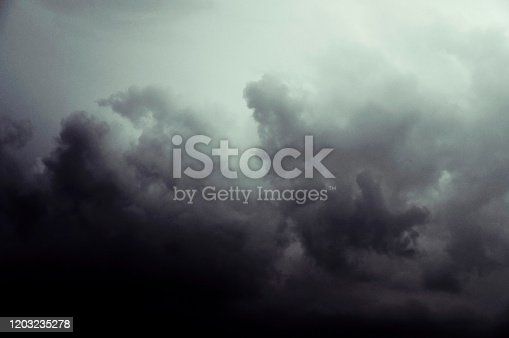 istock Abstract cloudscape background 1203235278