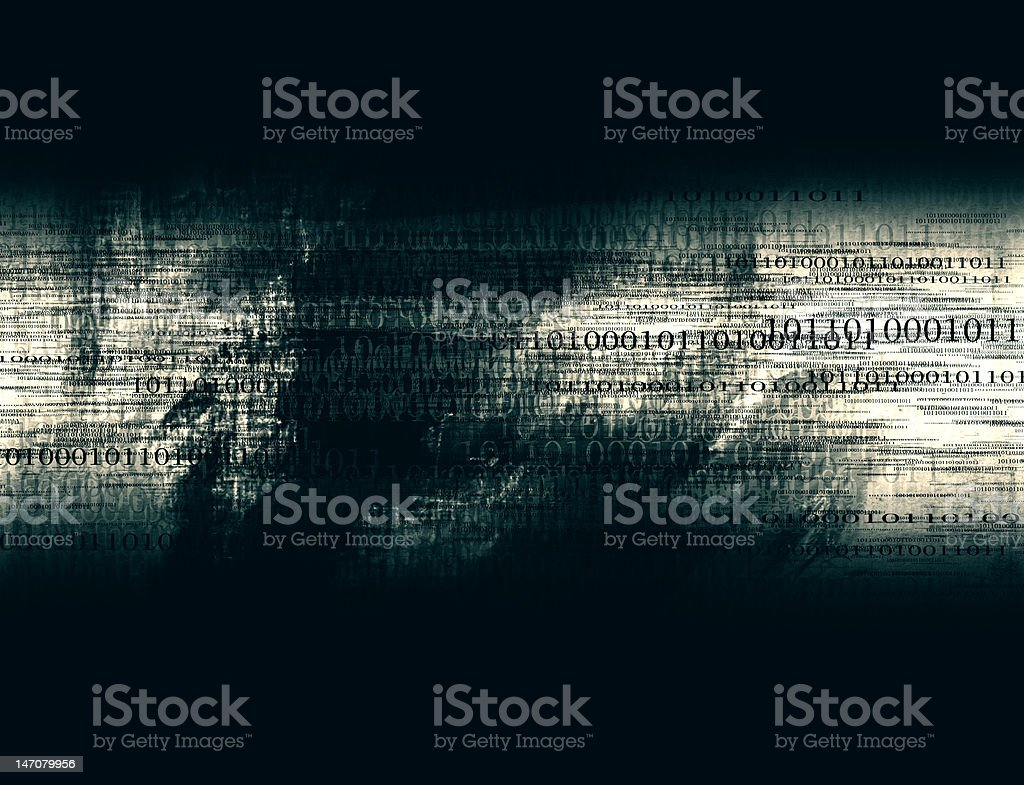 Abstract collage royalty-free stock photo