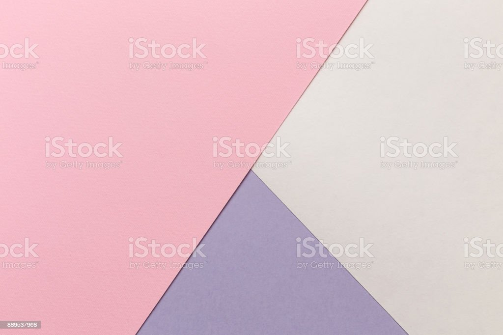 Abstract color paper stock photo
