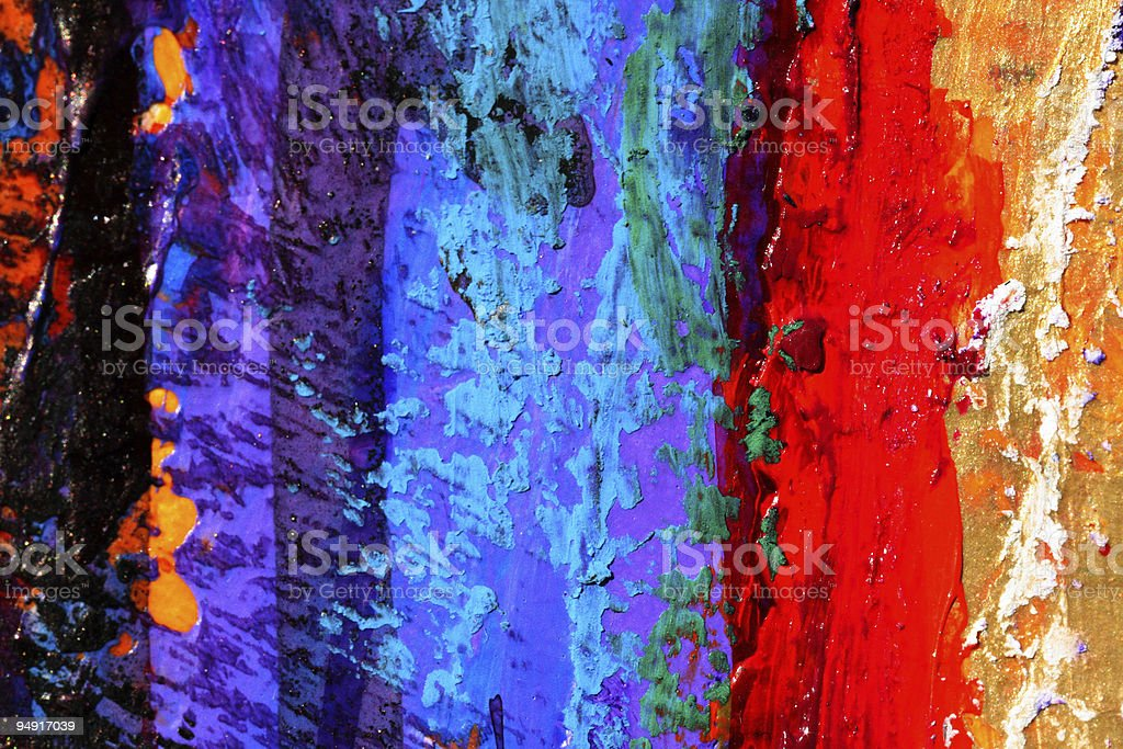 Abstract color scheme background stock photo