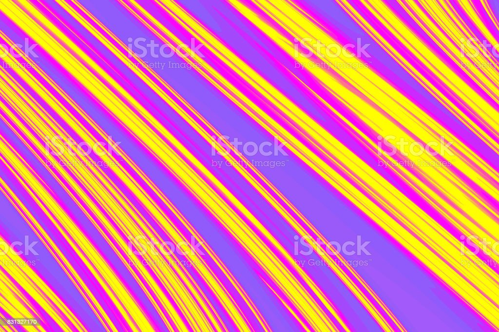 Abstract color stripes stock photo
