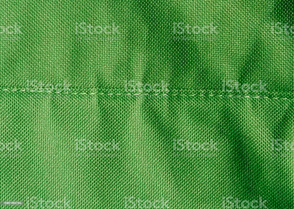 Abstract color textile texture with stitch. stock photo