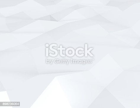 istock Abstract color triangles poster 898236054