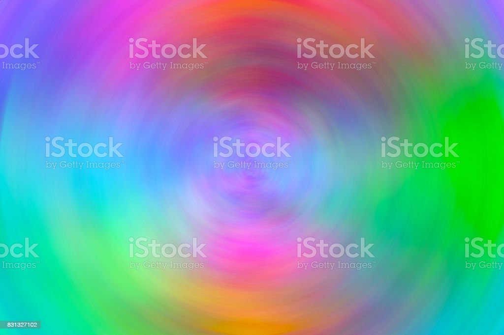 Abstract color vortex stock photo