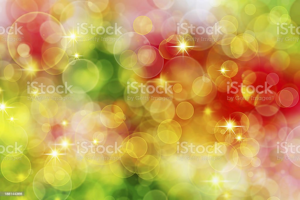 Abstract colored  background bokeh. stock photo