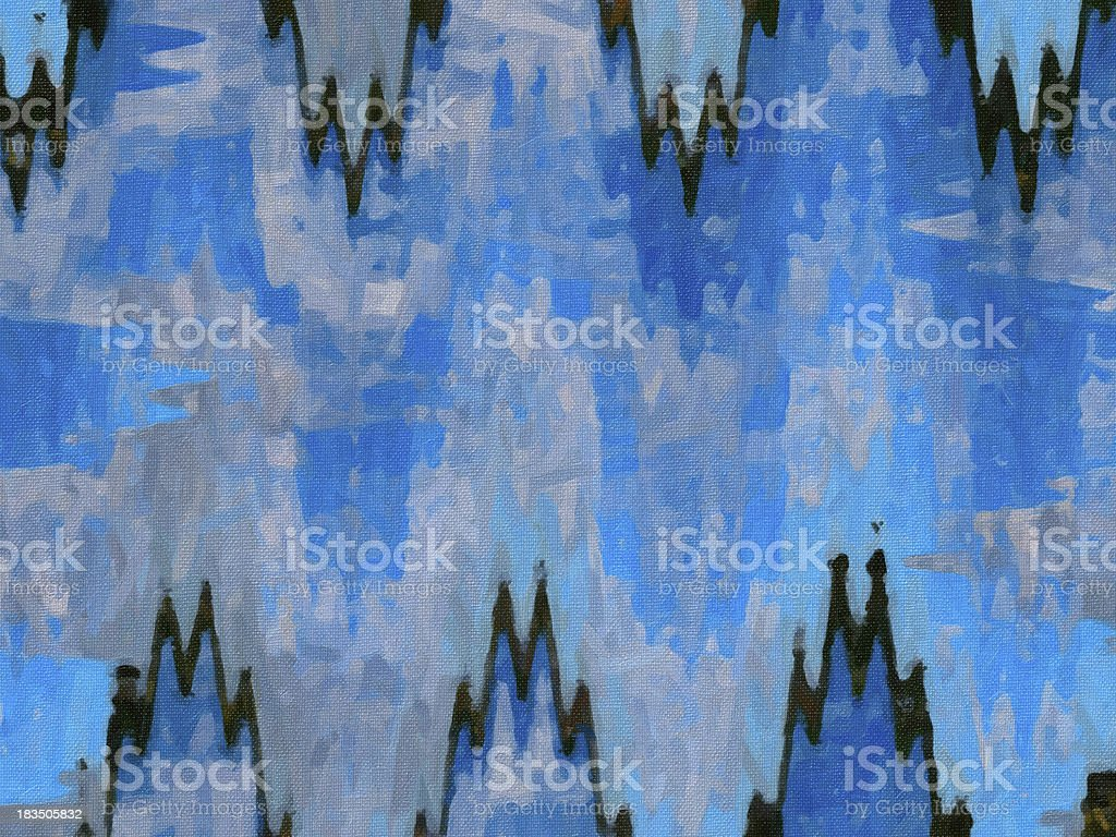 Abstract colored futuristic background royalty-free stock photo