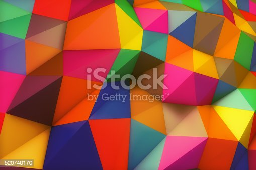 istock Abstract Colorful Background 520740170