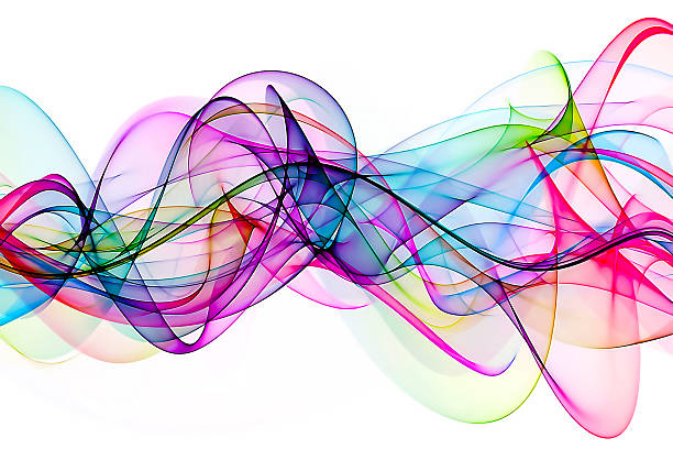 abstract colorful background stock photo
