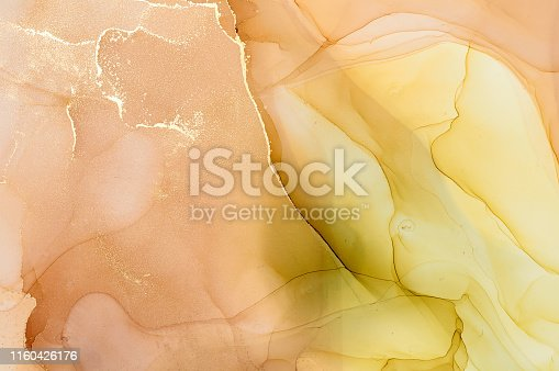 1160356323 istock photo Abstract colorful background, wallpaper. Mixing acrylic paints. Modern art. Marble texture. Alcohol ink colors  translucent 1160426176