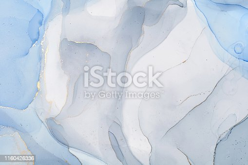 1160356323 istock photo Abstract colorful background, wallpaper. Mixing acrylic paints. Modern art. Marble texture. Alcohol ink colors  translucent 1160426336
