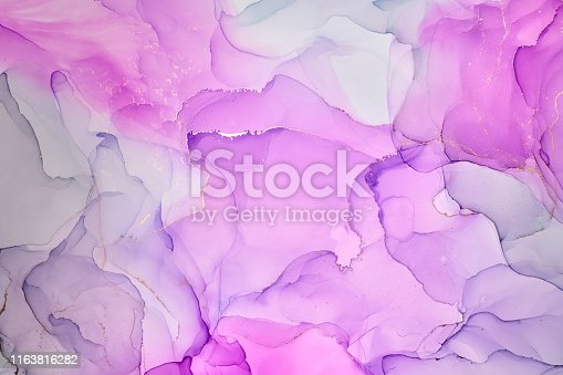 1160356323istockphoto Abstract colorful background, wallpaper. Mixing acrylic paints. Modern art. Marble texture. Alcohol ink colors  translucent 1163816282