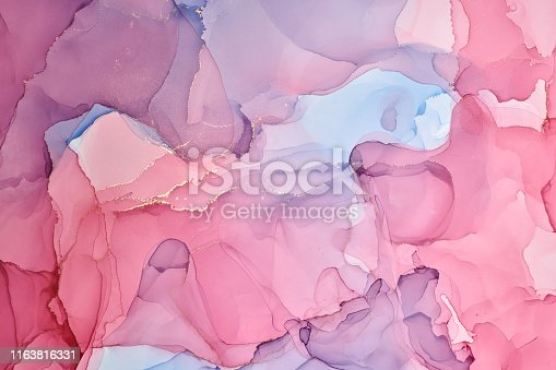 1160356323istockphoto Abstract colorful background, wallpaper. Mixing acrylic paints. Modern art. Marble texture. Alcohol ink colors  translucent 1163816331