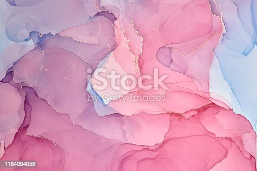 1160356323istockphoto Abstract colorful background, wallpaper. Mixing acrylic paints. Modern art. Marble texture. Alcohol ink colors  translucent 1164094058