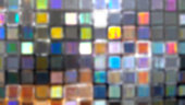 istock abstract colorful blur light of mosaic and bokeh on glass door or window for art wallpaper and texture or party background 1042920946