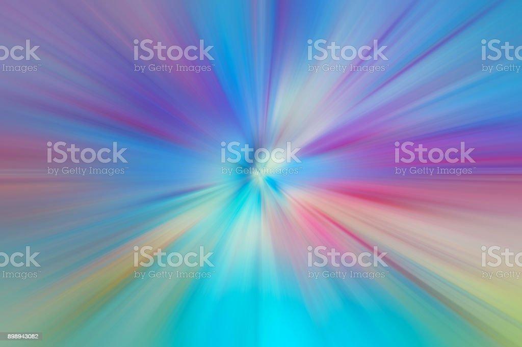 Abstrait arrière-plan flou coloré - Photo