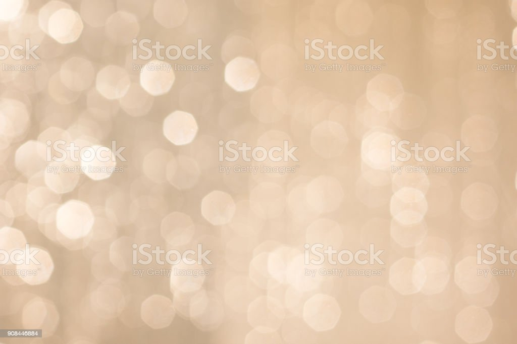 abstract colorful defocused background woth festive light bokeh stock photo