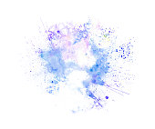 istock Abstract colorful frame template Colorful painting texture background and colorful splash brush to art. 896886422