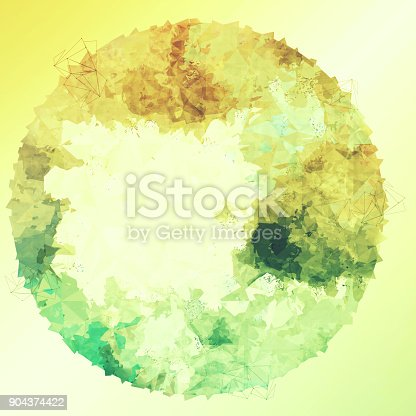 652750408istockphoto Abstract colorful geometric polygonal texture background and low poly color. 904374422