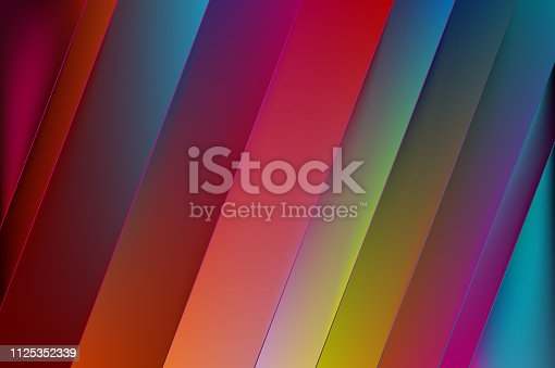 1087577664istockphoto Abstract Colorful Minimal Geometric Background Design with Gradient Shapes 1125352339