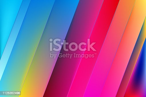 1087577664istockphoto Abstract Colorful Minimal Geometric Background Design with Gradient Shapes 1125352496