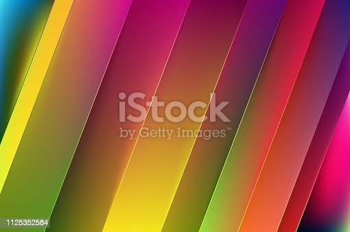 1087577664istockphoto Abstract Colorful Minimal Geometric Background Design with Gradient Shapes 1125352584