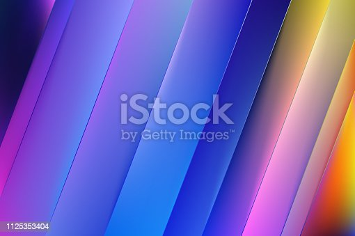 1087577664istockphoto Abstract Colorful Minimal Geometric Background Design with Gradient Shapes 1125353404